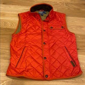 Ralph Lauren - Polo Club - quilted vest